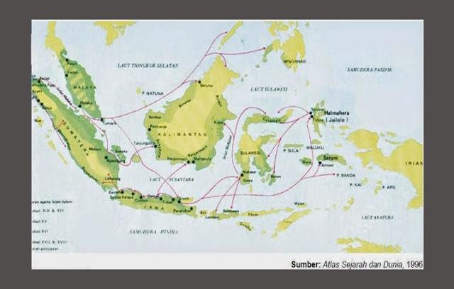 Masuknya Islam Ke Indonesia, Berkembangnya Islam di Indonesia