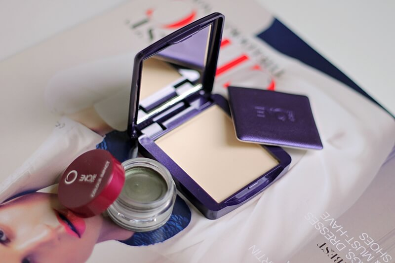 Oriflame The ONE Illuskin Powder recenzija review
