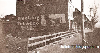 Rucker Meat Store about 1900 Shenandoah, Virginia https://jollettetc.blogspot.com