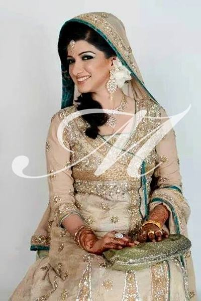 Beauty & makeup: Bridal Walima Makeup