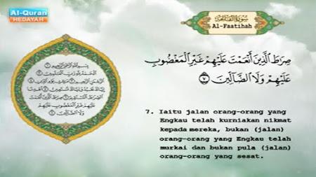 Frekuensi siaran Quran Hidayah Malaysia TV di satelit AsiaSat 5 Terbaru
