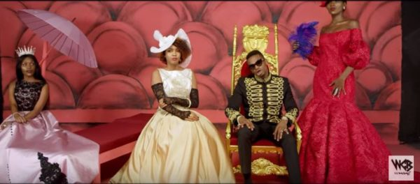 Video : HARMONIZE Ft DIAMOND PLATNUMZ & BURNA BOY – KAINAMA