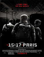 The 15:17 Tren a Paris (2018)