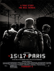 pelicula The 15:17 Tren a Paris (2018)