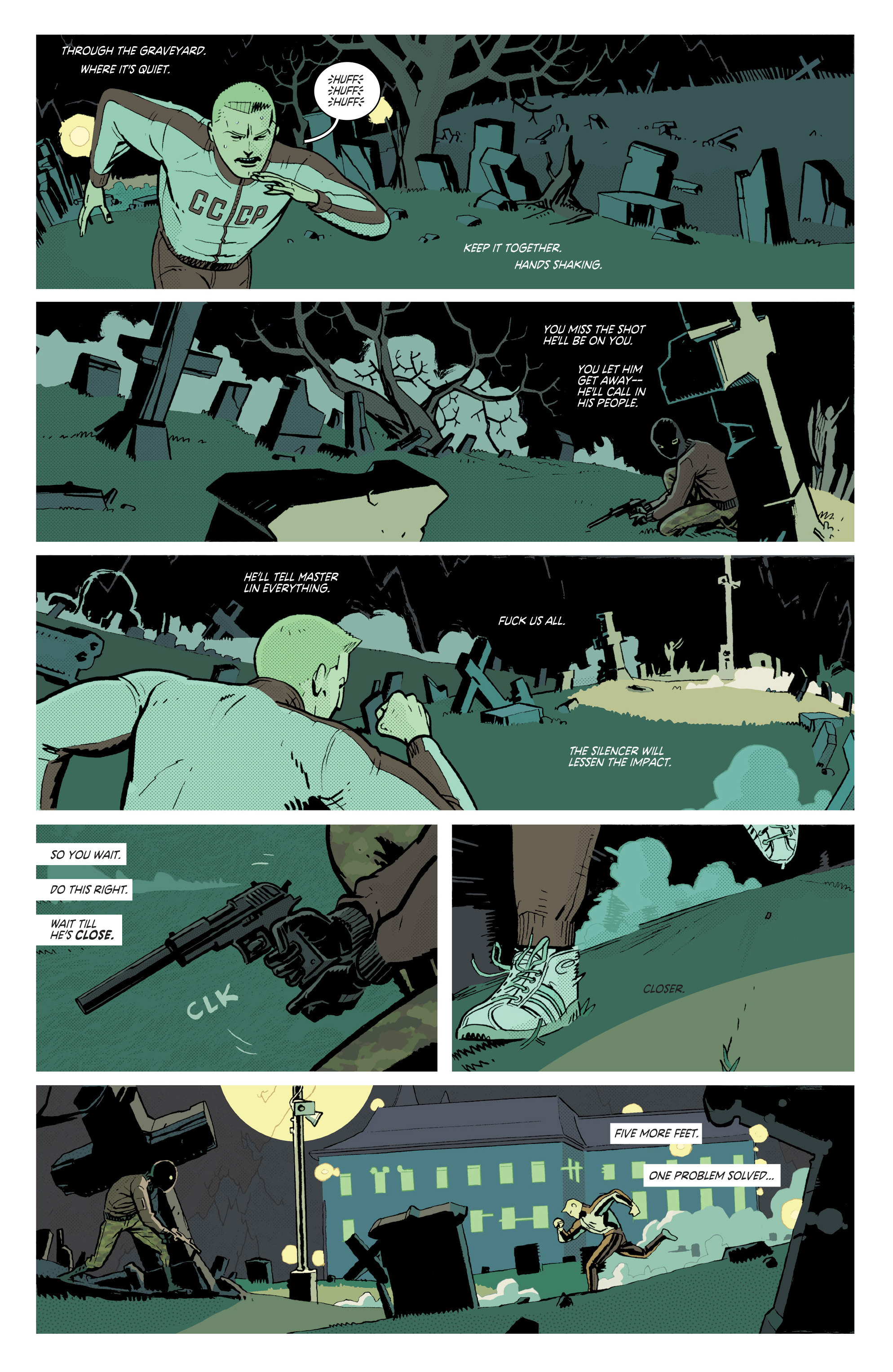 Read online Deadly Class comic -  Issue # _TPB 3 - 101
