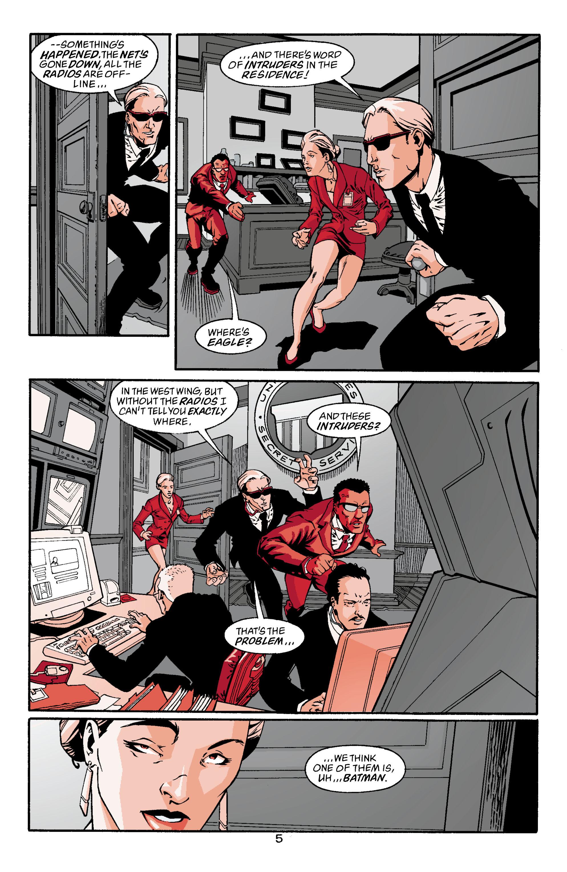 Detective Comics (1937) 756 Page 5