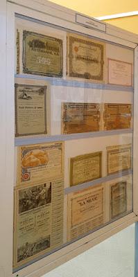 Exposición de Coleccionismo Minero en la Camocha.