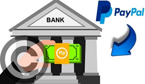 Cara Mudah Mencairkan Dana Paypal Melalui Bank Lokal (BNI, BRI, MANDIRI, BCA dll)