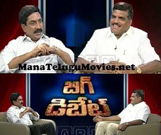 ABN RK Big Debate with Botsa Satyanarayana on Y.S.Jagana MLAs