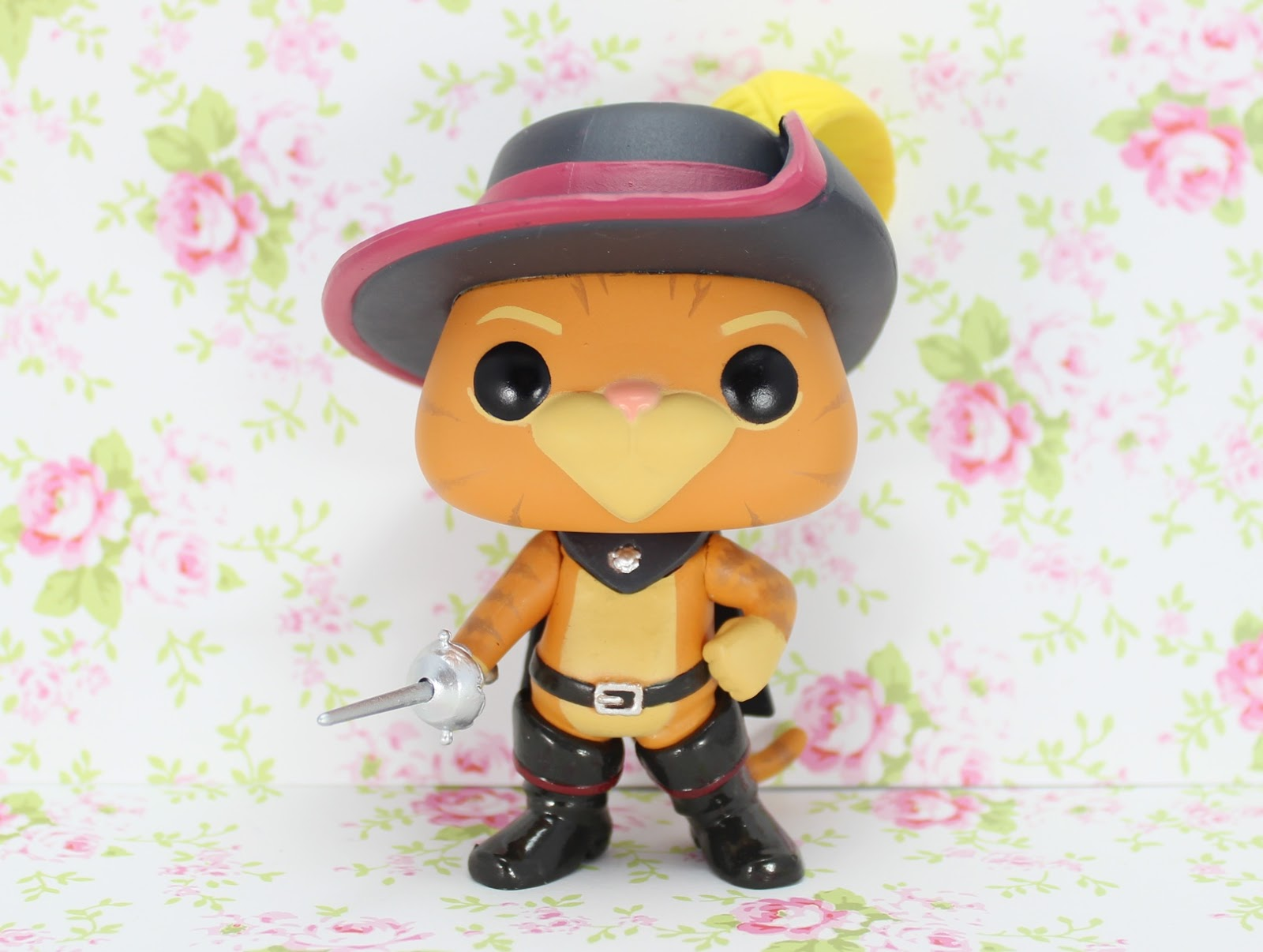 puss in boots funko pop