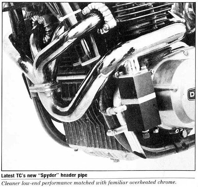 Oddbike Kawasaki Z1r Tc