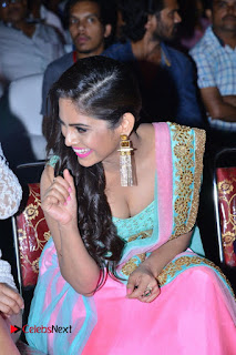 Actress Naina Ganguly Stills in Long Dress at Vangaveeti Audio Launch  0093.JPG