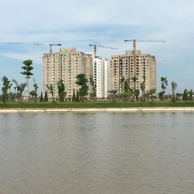 Chung cư HH01 Thanh Hà view hồ điều hòa