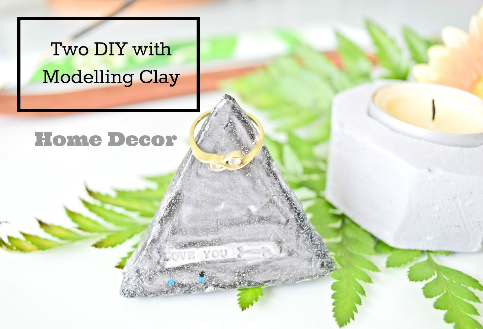 diy modelling clay