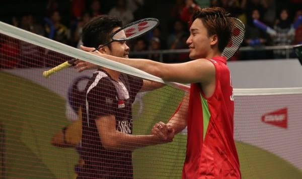 Jadwal Malaysia Open 2018 Tunggal Putra Babak 1