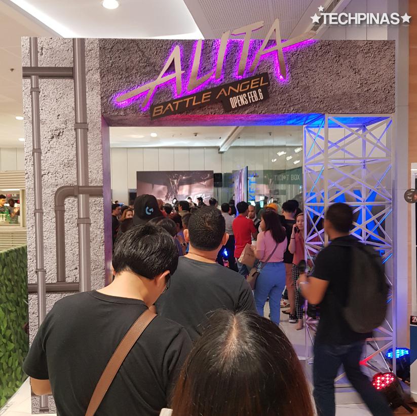 Alita Battle Angel Movie Philippines, AOC Alita, 20th Century Fox Alita Battle Angel