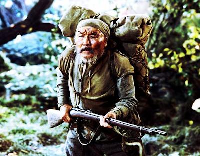 Dersu Uzala, directed by akira kurosawa