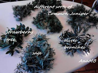 carpe diem marine advent wreath morski adventski vjen i. Black Bedroom Furniture Sets. Home Design Ideas