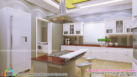 New kitchen modular