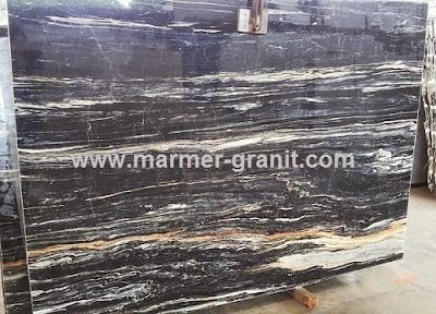 marmer black picasso