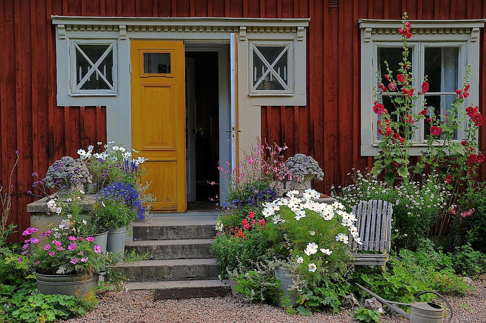 mötesplatsen trädgård långedrag Växjö