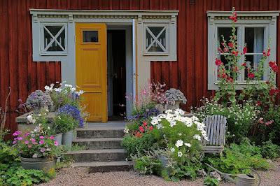 mötesplatsen trädgård Onsala