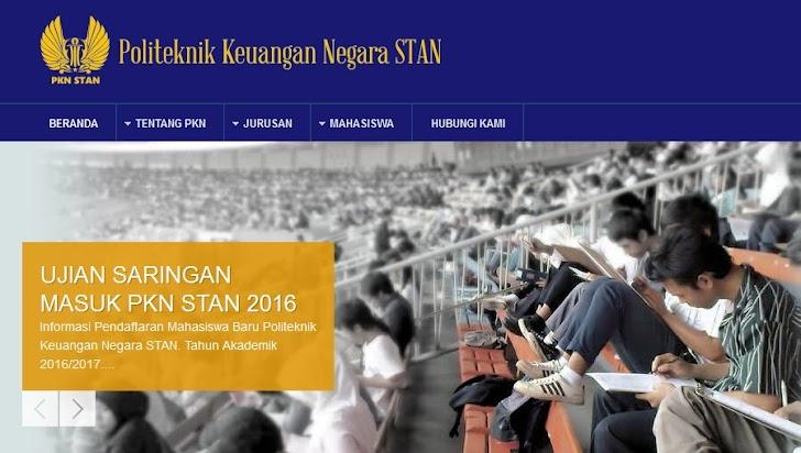 STAN Masih Favorit Dalam Pendaftaran Sekolah Ikatan Dinas