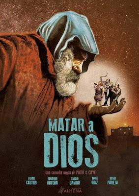 Matar a Dios 2017 Custom HD Spanish