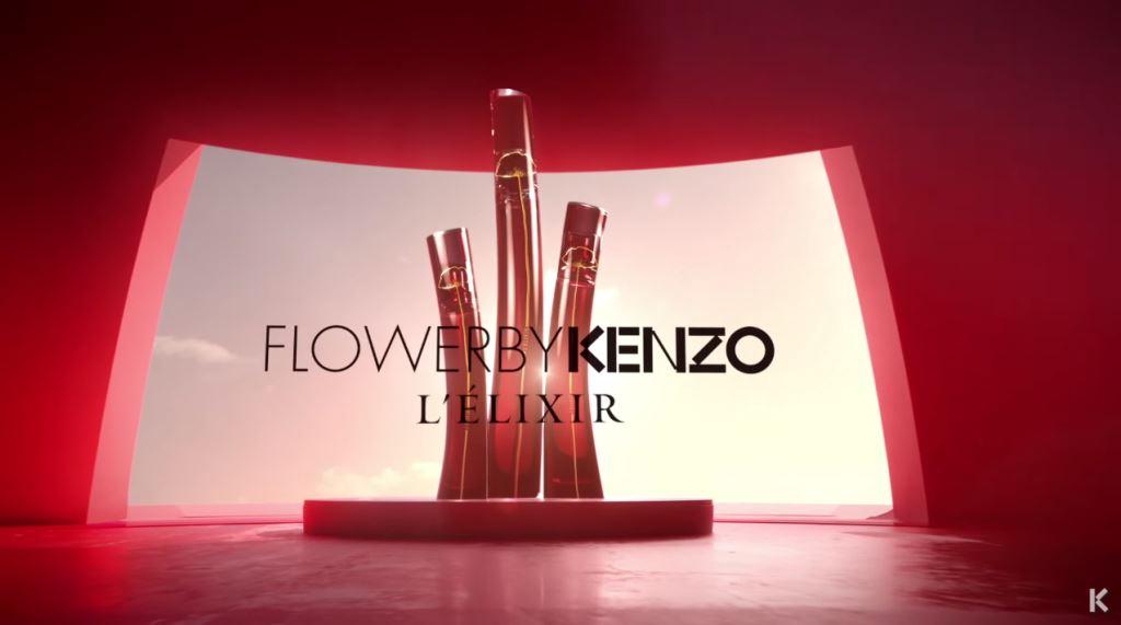 Canzone Kenzo Flower (profumo) Pubblicità