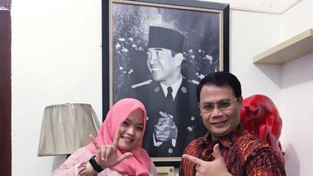 Putri Pendiri PKS Yusuf Supendi Gantikan Alm Ayahnya Jadi Caleg PDIP di Dapil Bogor