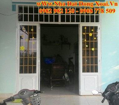 Nhà bán sau lưng Đài Truyền Hình tỉnh Bình Phước