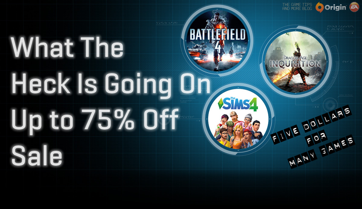 the game tips and more blog and more deals and sales up to 75