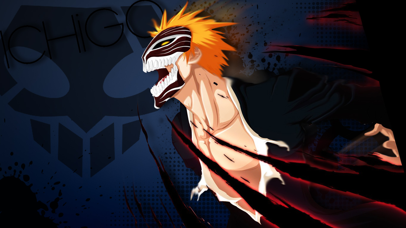 Naruto Shippuden Wallpaper Hd 1080p Wallpapers De Bleach 1366x768