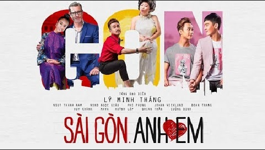 Sai Gon, Anh Yeu Em - Saigon, I Love You (2016) [Full HD]