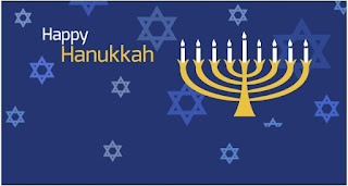 Image result for Hanukkah 2016