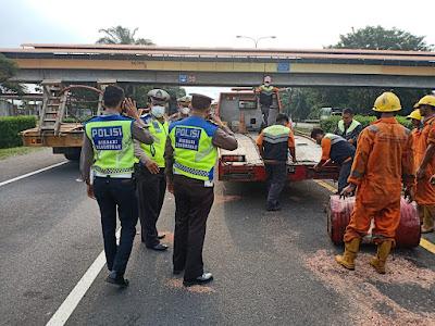 Selama PPKM, Kecelakaan Lalu Lintas Menurun di wilayah hukum Polda Banten