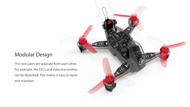 Walkera Rodeo 110 FPV Racing Drone