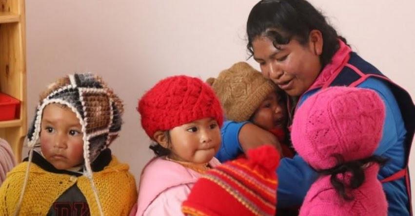 CUNA MÁS: Sepa cómo abrigar a niños y bebés en las zonas de bajas temperaturas - www.cunamas.gob.pe