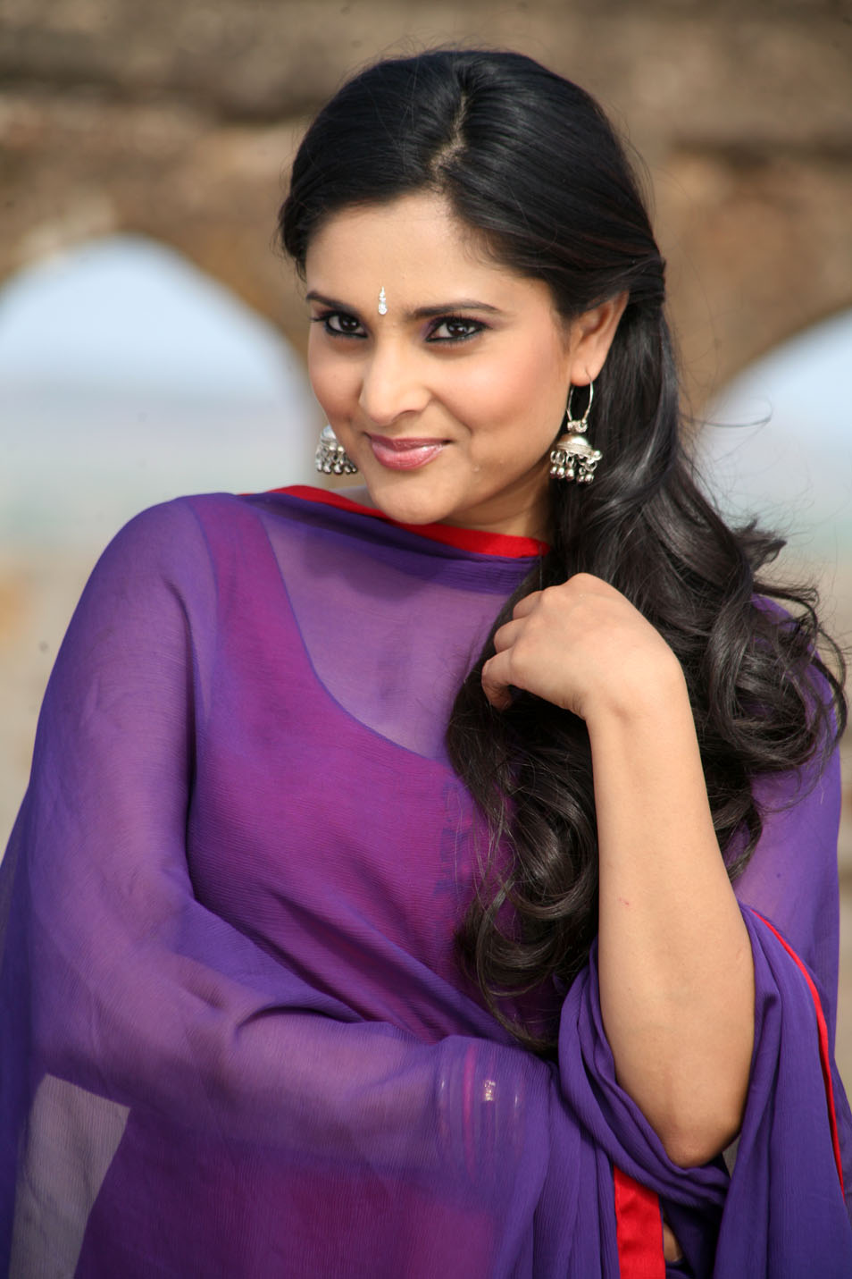 Kannada Actress Ramya  Divya Spandana  Hot Closeup -4466