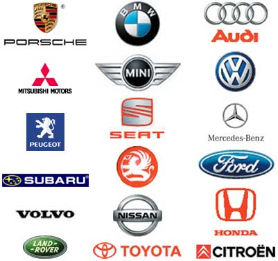 Car Logo Logos Pictures - Car signs and names