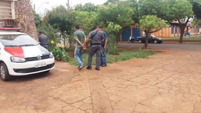 PATRULHA RURAL DE REGISTRO-SP PRENDE TRAFICANTE NO BAIRRO RIBEIRÃO VERMELHO