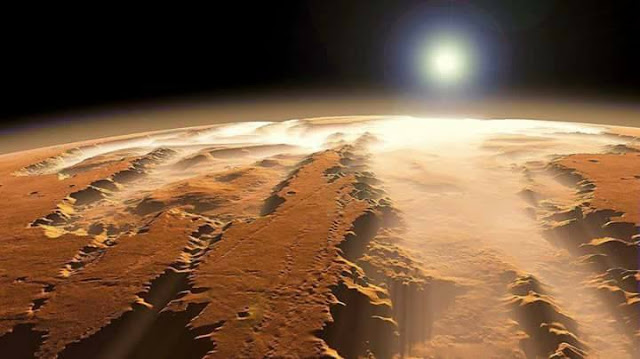 "Image result for ""Just Amazing"" Here is What it's Like to Fly Above Mars"