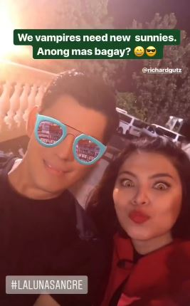 MUST WATCH: Angel Locsin's Instagram Story Shows ChardGel's Goofy Sides