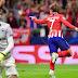 Atletico's Griezmann Scores 8,000th UEFA Champions League Goal
