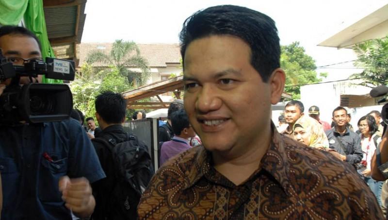 Ketua KPU Husni Kamil Manik