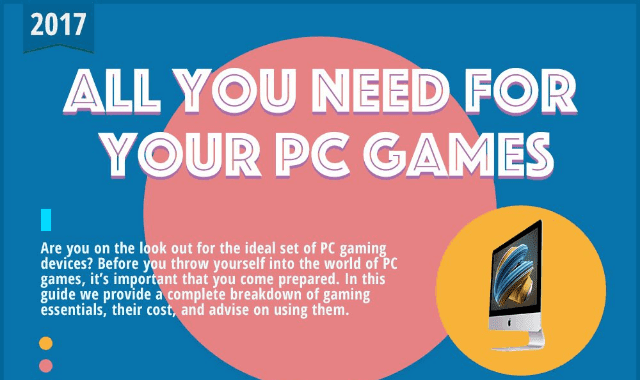 All You Need For Your PC Games