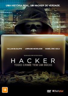 Hacker: Todo Crime Tem Um Início - BDRip Dual Áudio
