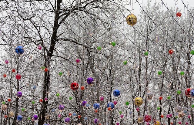 Новогодний Смоленск