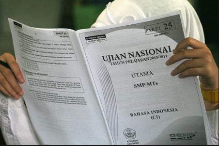 Soal Latihan Dan Kunci Jawaban Ujian Nasional SMP Tahun 2016