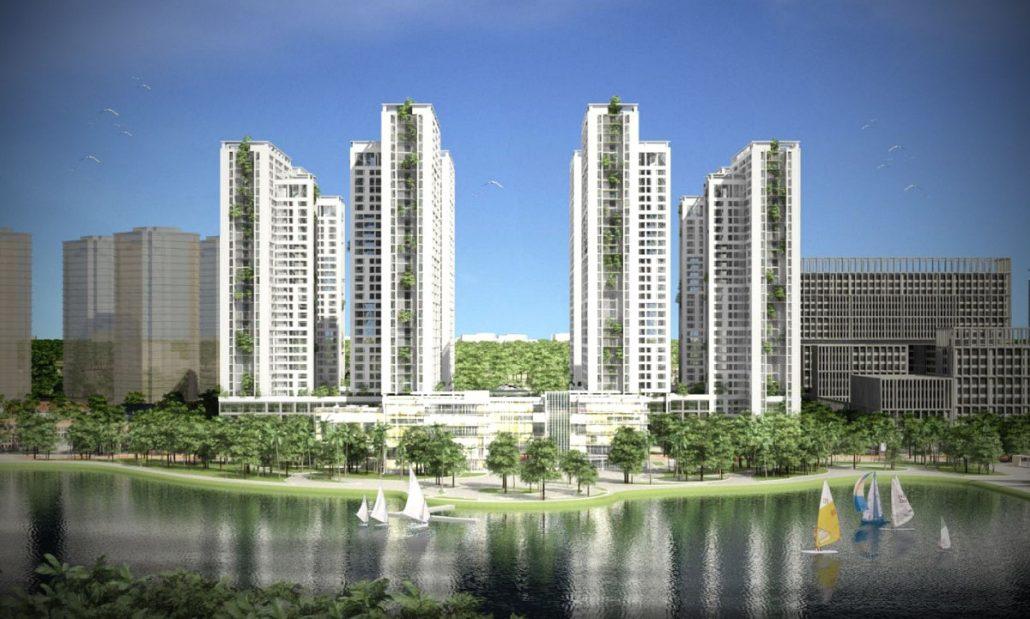 Những căn hộ sang trọng được chuyên gia phong thuỷ đánh giá rất tốt tại chung cư An Bình City